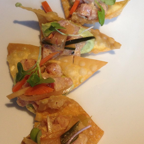 Ahi Tuna Wontons - Providence - New American Kitchen, Kansas City, MO
