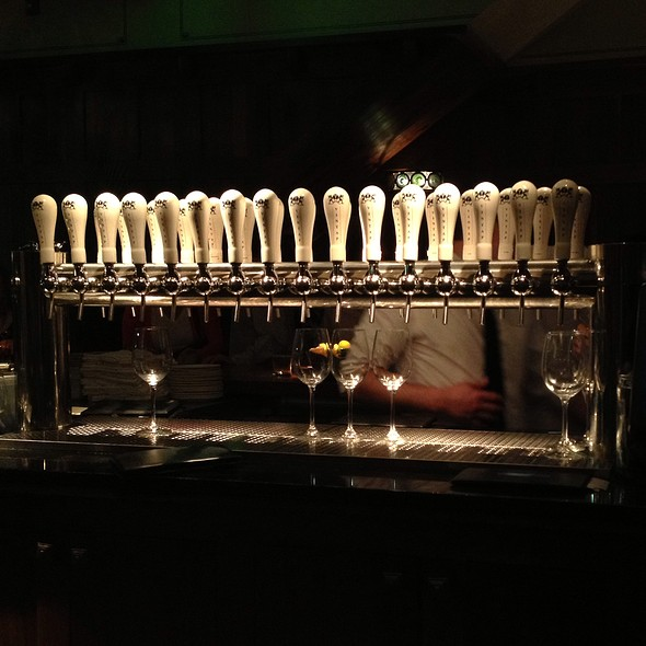 Wine On Tap - Stars Restaurant - Rooftop & Grill Room, Charleston, SC