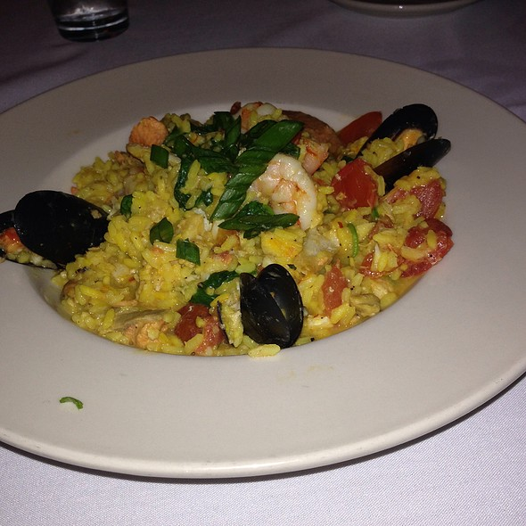 Seafood Paella - Montana Ale Works, Bozeman, MT