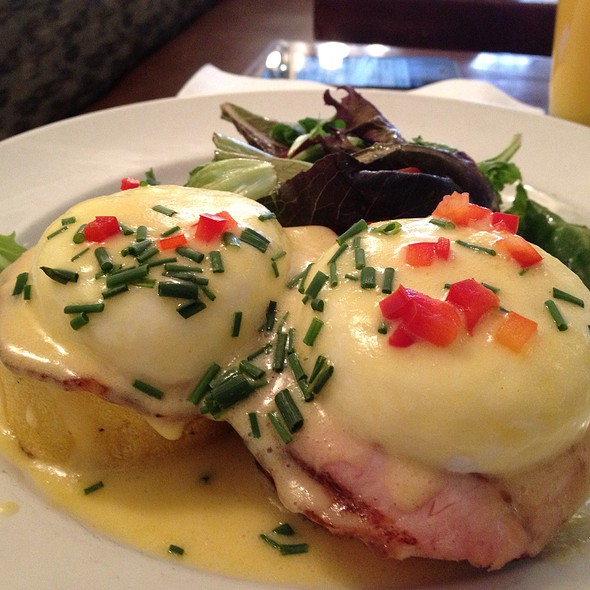 Eggs Benedict - Sarabeth's West, New York, NY