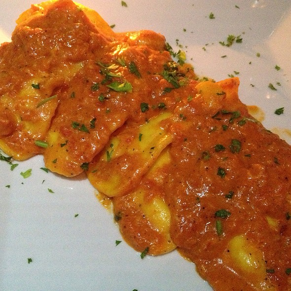 Ravioli All'aragosta - Nico, Boston, MA