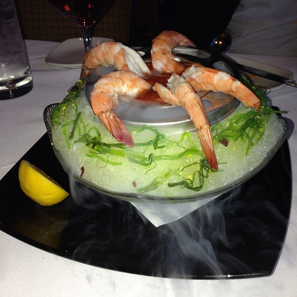 Shrimp Cocktail - Chart House Restaurant - Weehawken, Weehawken, NJ