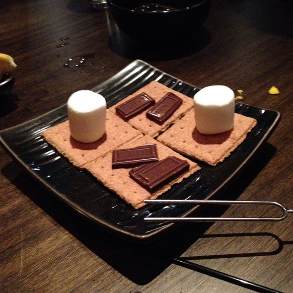 s'mores - Gyu-Kaku - Boston, Brookline, MA