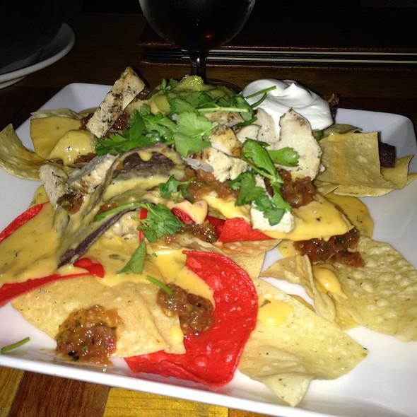 Spiced Chicken Nachos - Driskill Grill - Driskill Hotel, Austin, TX