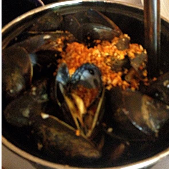 Mussels Oreganata - Waterzooi Belgian Bistro, Garden City, NY