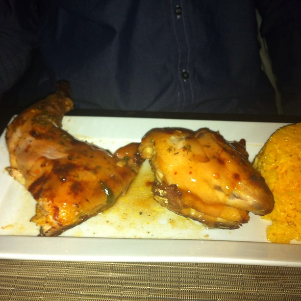 Roasted Half Chicken - Havana Central Ridge Hill, Yonkers, NY