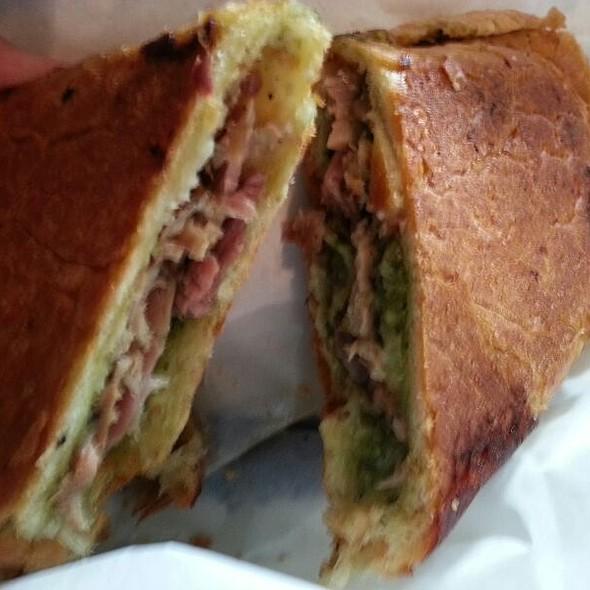 Cubano Sandwich - Cochon, New Orleans, LA
