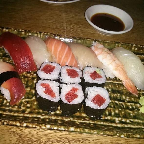 Sushi moriawase - Chisou Mayfair, London
