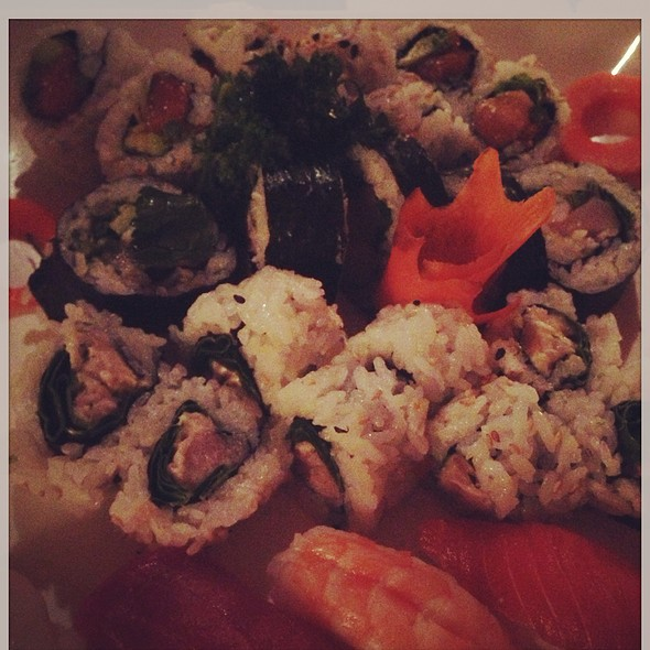 Chef's Sushi Platter - Liberty - Seattle, Seattle, WA