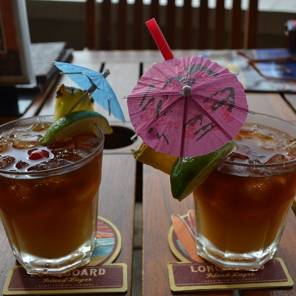 Mai Tais - Don the Beachcomber - Royal Kona Resort, Kailua-Kona, HI