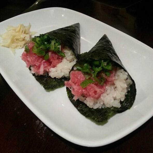 Toro Temaki Sushi - Kaz Sushi Bistro, Washington, DC