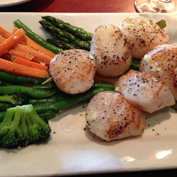 Grilled Scallops - Mitchell's Fish Market - Newport, Newport, KY