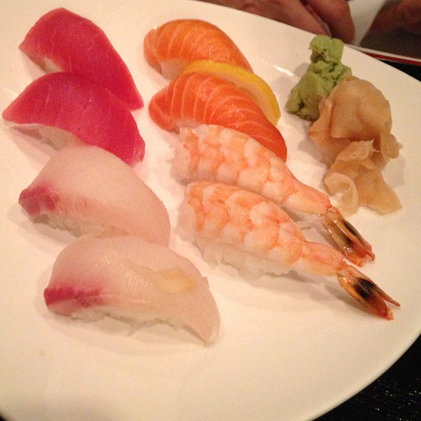 Sashimi - Shuhei, Beachwood, OH