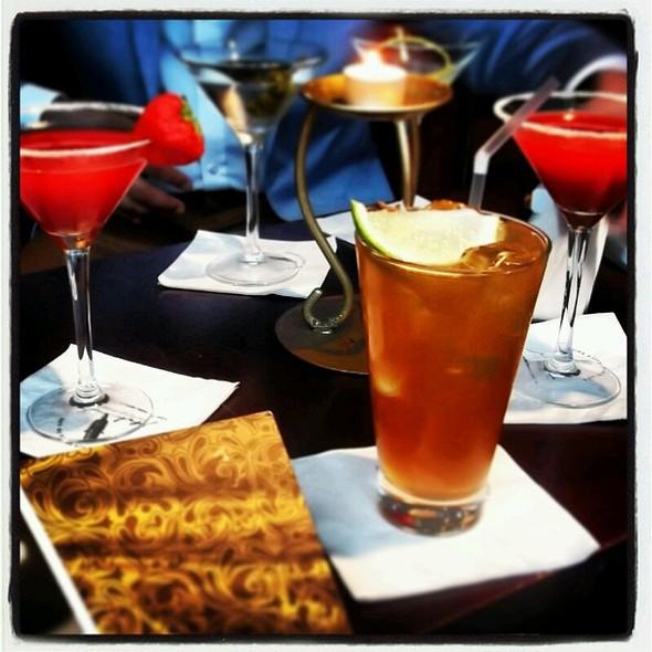Cocktails - Asha's Restaurant, Birmingham, West Midlands