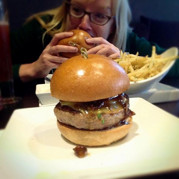 Boar Burger - Eden Burger Bar, Glendale, CA