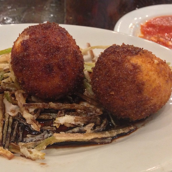 Bombas De Queso - Andalucia Tapas Restaurant & Bar, Houston, TX