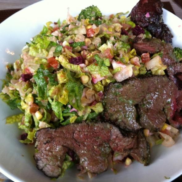 Micro Chop Salad - MET Back Bay, Boston, MA