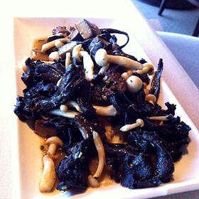 Sauteed Wild Mushrooms - Different Pointe of View, Phoenix, AZ