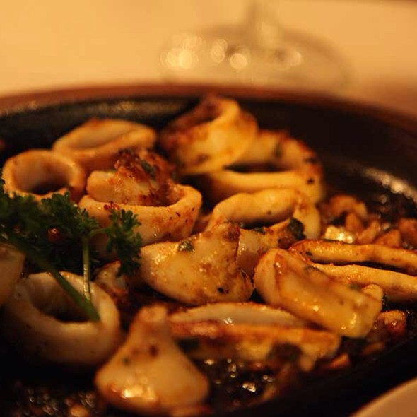 Squid - Cafe Español, New York, NY
