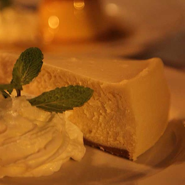 Cheesecake - Cafe Español, New York, NY