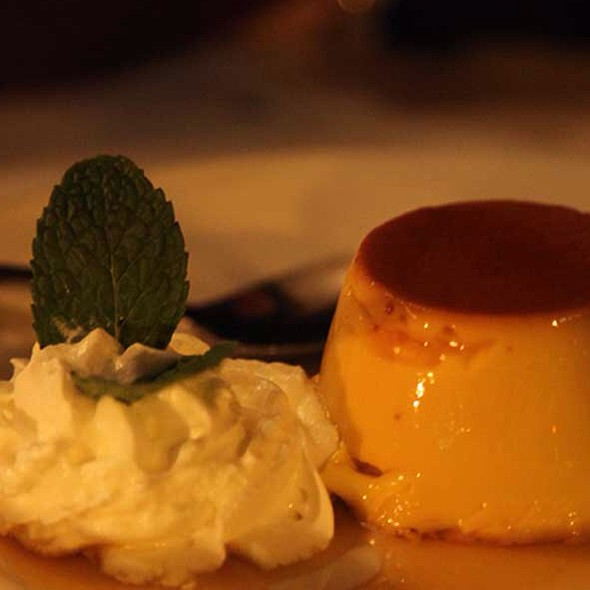Flan - Cafe Español, New York, NY