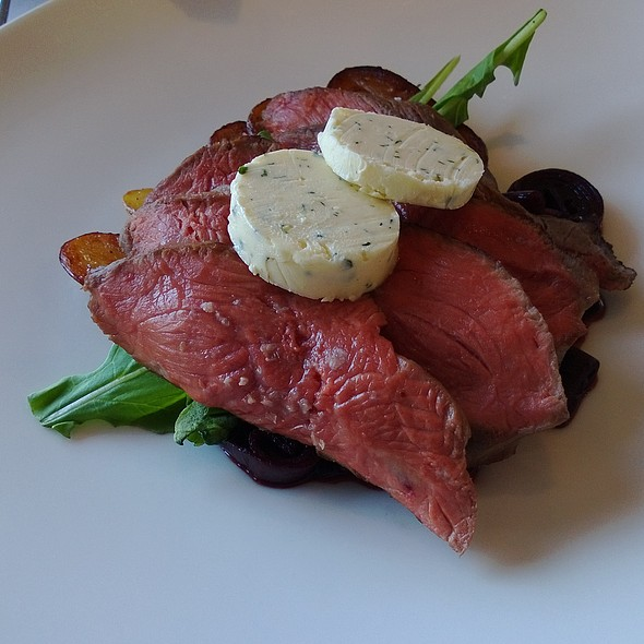 Rump of beef - Le Pont de la Tour Bar & Grill, London