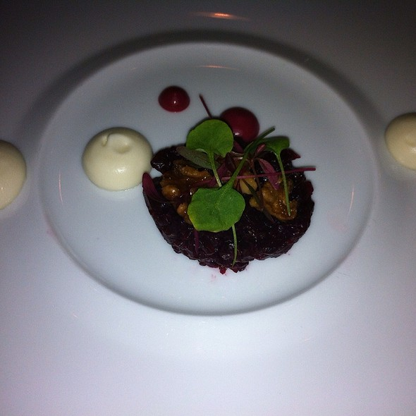 Warm Parmesan With Roasted Beets - Blackfish - Conshohocken, Conshohocken, PA