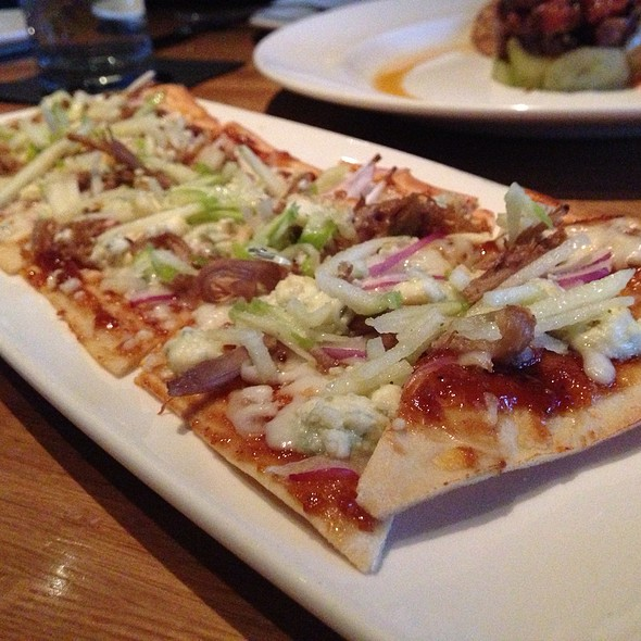 Roasted Duck Flatbread - Devon Seafood + Steak - Hershey, Hershey, PA