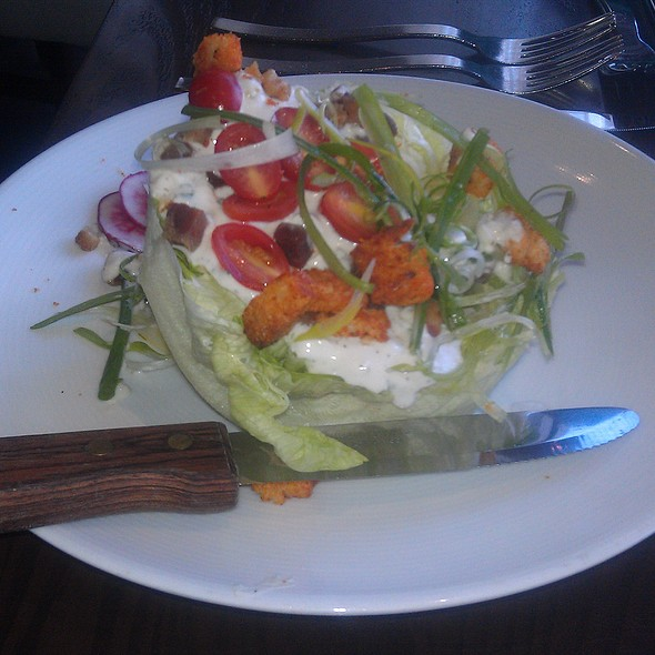 Blue Cheese Wedge Salad - Pizza Republica - Greenwood Village, Greenwood Village, CO