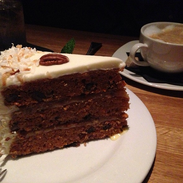 Carrot Cake - Devon Seafood + Steak - Hershey, Hershey, PA