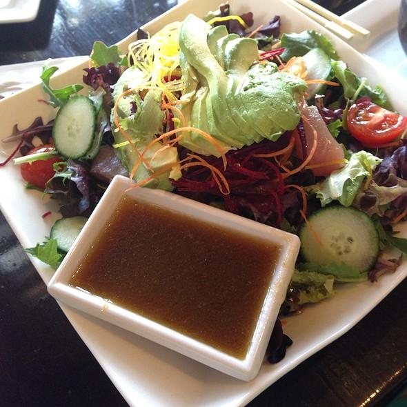 Sashimi Avocado Salad - Rok Sushi Kitchen, Hermosa Beach, CA