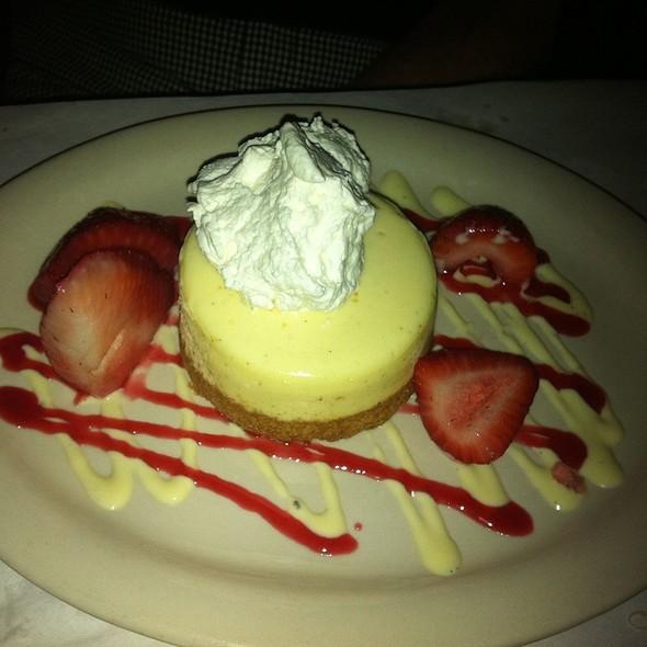 Mascarpone cheesecake - Francesca's on Taylor, Chicago, IL