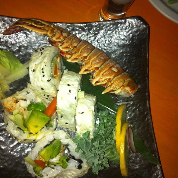 lobster roll - Wabi Sabi, Venice, CA