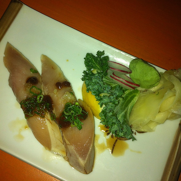 Albacore Sushi - Wabi Sabi, Venice, CA