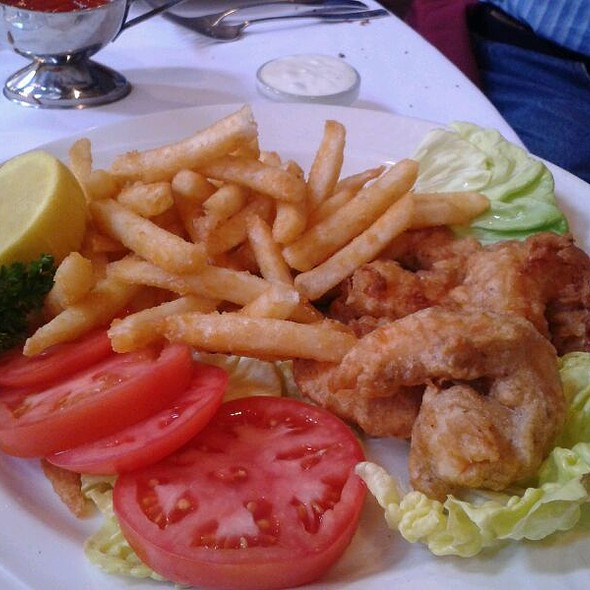 Shrimp And Chips - Normandie Farm, Potomac, MD