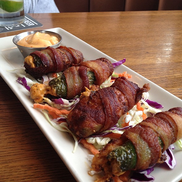 Jalepeno Poppers - Rock Bottom Brewery Restaurant - Yorktown, Lombard, IL