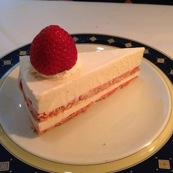 Semifreddo Fragolle - i Ricchi, Washington, DC