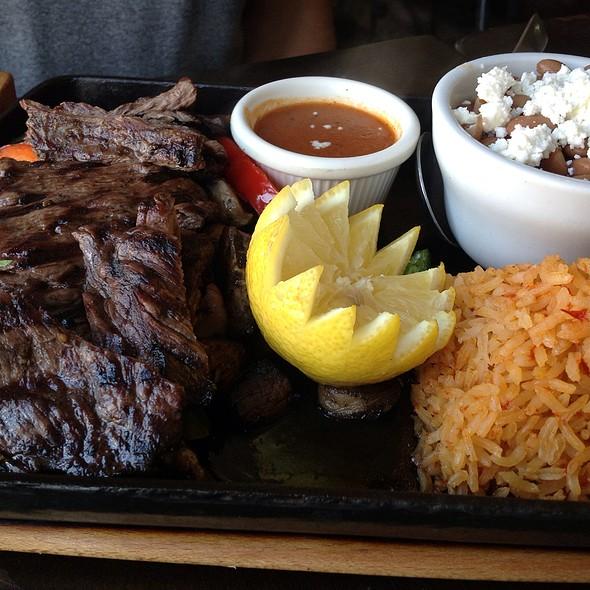 Steak Fajitas - Taco Rosa - Irvine, Irvine, CA