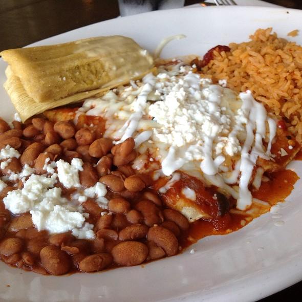 Oaxaca Enchiladas - Taco Rosa - Irvine, Irvine, CA