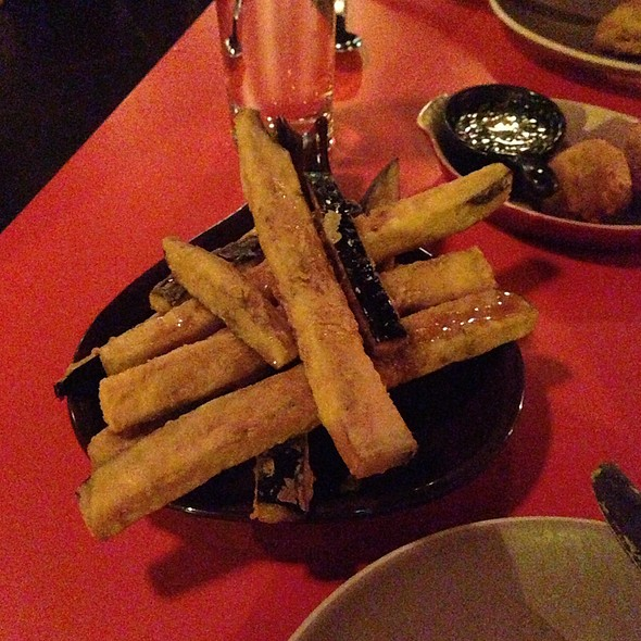 Eggplant Fries - Poppy, Seattle, WA