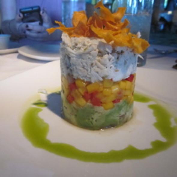 Crab, Avocado & Mango Stack - Chart House - Tampa, Tampa, FL