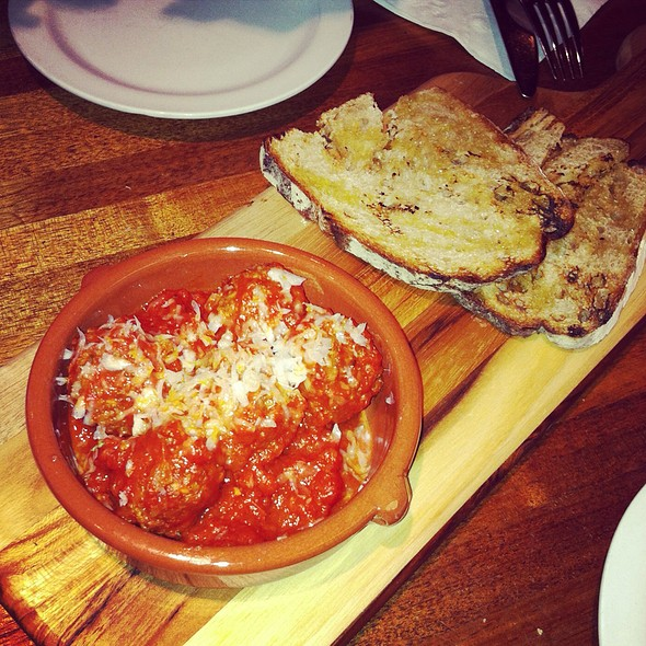 Meatballs - Sanctuary T, New York, NY