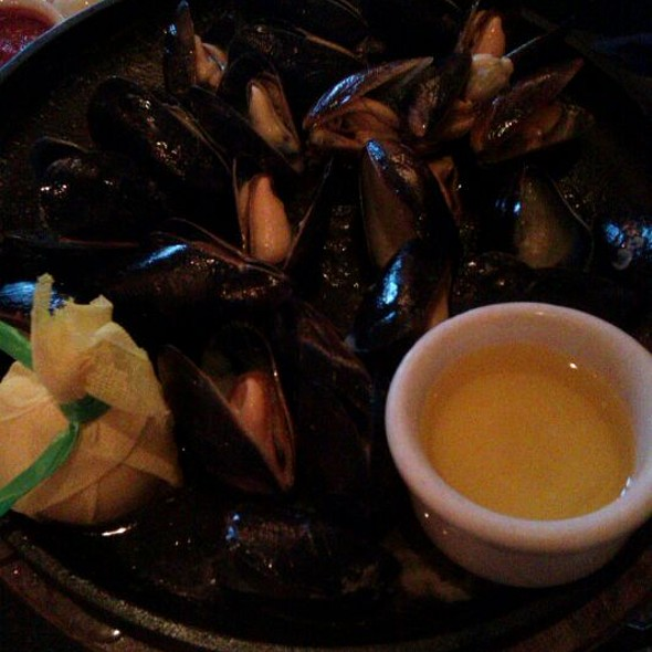 Iron Skillet Mussels - Patrizio, Fairview, TX