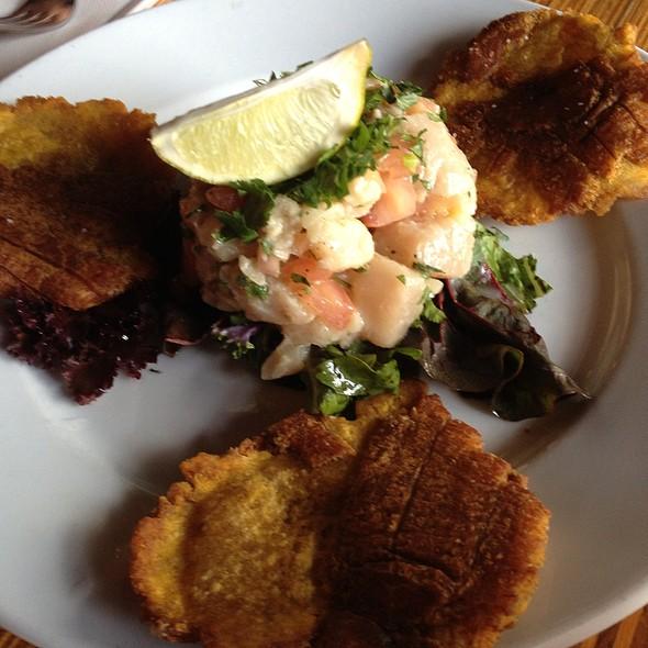 Mexican Tuna Ceviche - Baru Latino Restaurante, Vancouver, BC