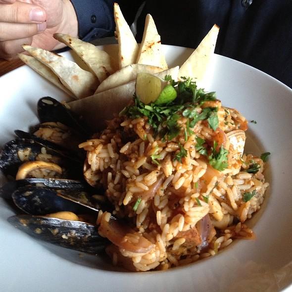 Pallela Baru - Baru Latino Restaurante, Vancouver, BC