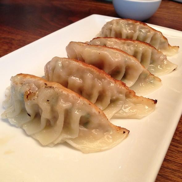 Gyoza - Sushi of Gari - Columbus Avenue, New York, NY