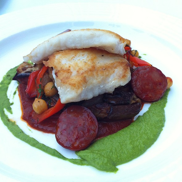 Ling Cod - Blue Water Cafe, Vancouver, BC