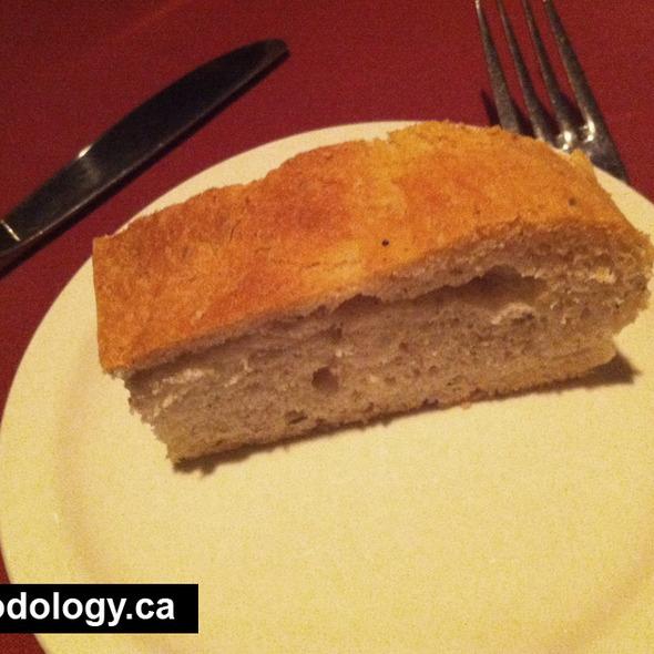 Bread - Ciao Bella Ristorante & Piano Bar, Vancouver, BC