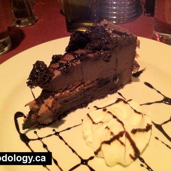 Torta Chocolate - Ciao Bella Ristorante & Piano Bar, Vancouver, BC