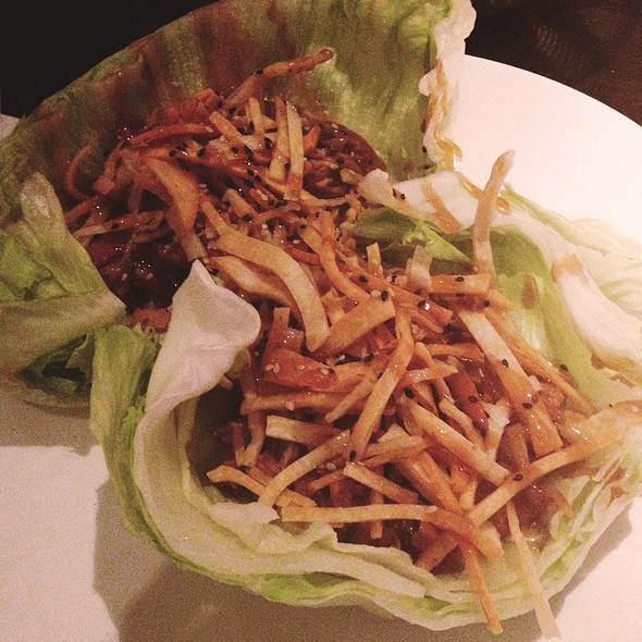 Lettuce wraps - GrilleStone - Scotch Plains, Scotch Plains, NJ